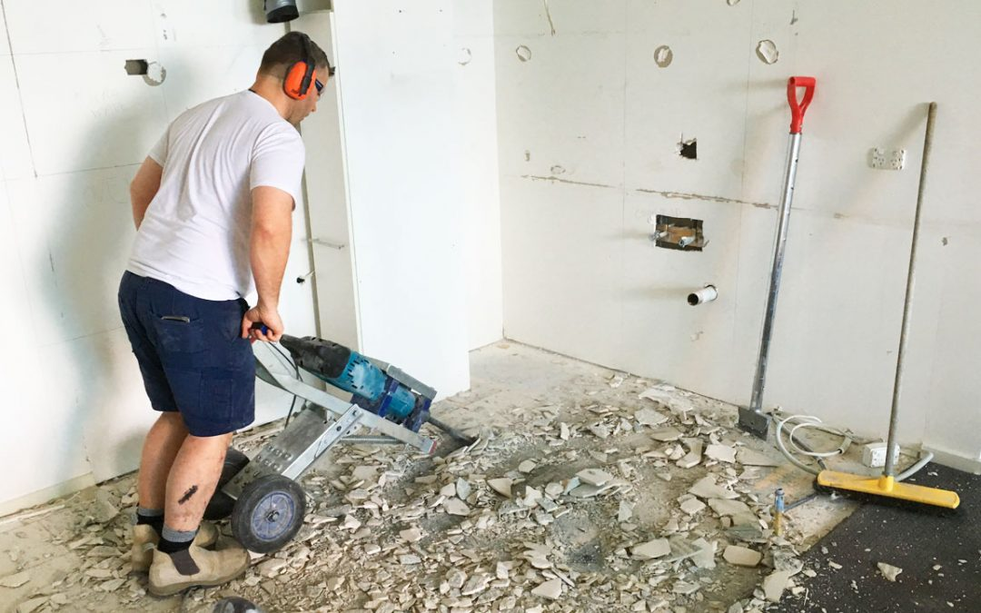 Tile Stripping Brisbane
